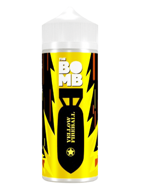 THE BOMB - Yellow Fireball 80ml