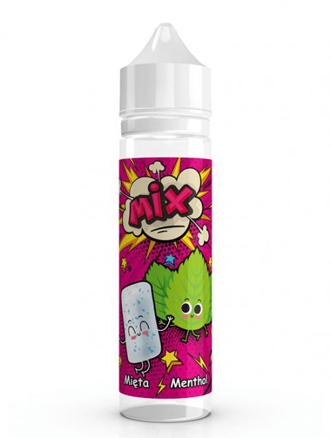MIX - Mięta Menthol 40ml /Aromat do tytoniu/