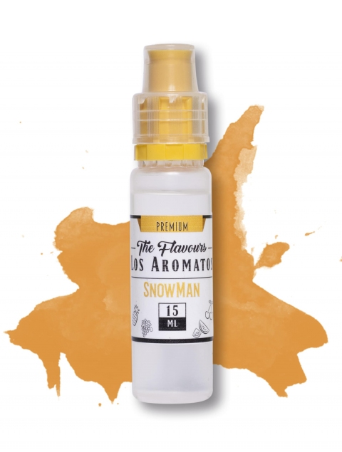 Los Aromatos PREMIUM - Snow Man 15ml