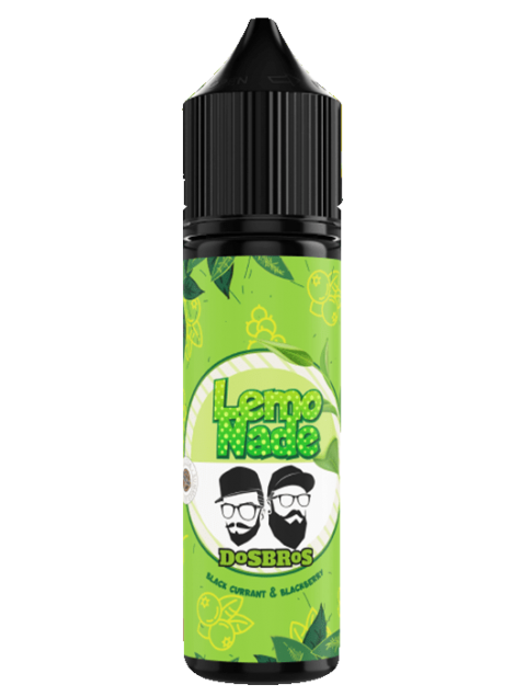 Dos Bros LEMONADE - Blackcurrant Blackberry 40ml