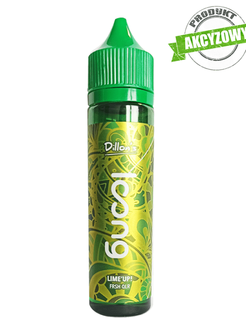 Dillon's Loong FRSH QLR - Lime'Up 10ml