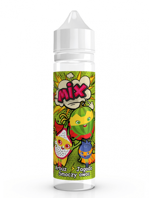 MIX - Arbuz Jagoda Smoczy Owoc 40ml /Aromat do tytoniu/