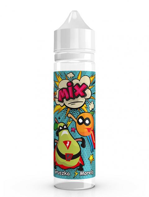 MIX - Gruszka Morela 40ml /Aromat do tytoniu/