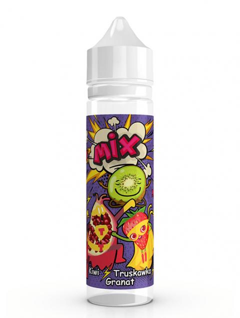 MIX - Kiwi Truskawka Granat 40ml /Aromat do tytoniu/
