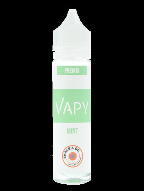 VAPY Premix - Mint 40ml