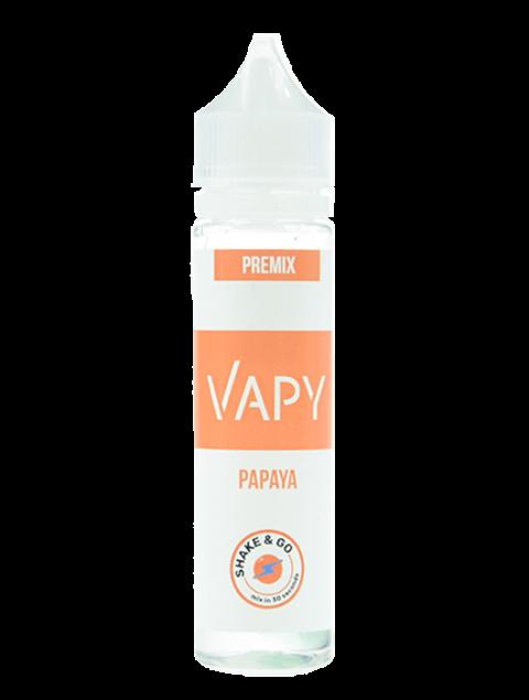 VAPY Premix - Papaya 40ml