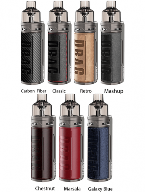 Voopoo Drag S POD KIT 2500mAh